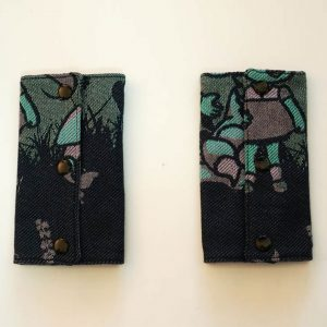 Magical Forest Drool Pads Set 3 1