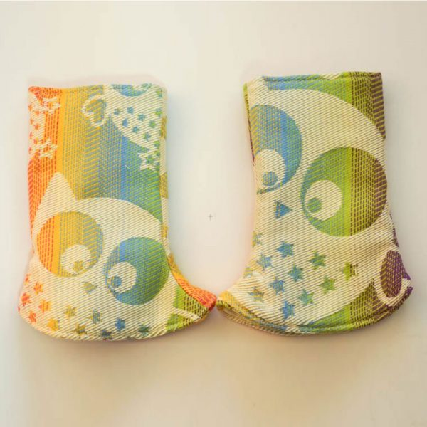 Magical Owls Corner Drool Pads 2