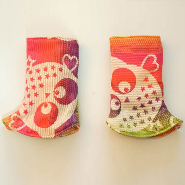 Magical Owls Corner Drool Pads 4